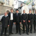 Funerale carrozza Aeterna Pompe Funebri