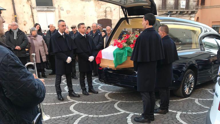 operatori funebri - cerimonia